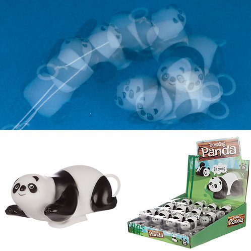 Fun Kids Pull and Tremble Panda Toy Novelty Gift