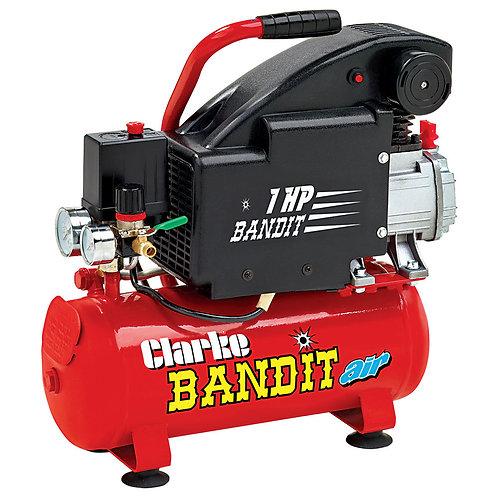 Clarke Bandit 4 Air Compressor 8 Litre | DIY Bargains