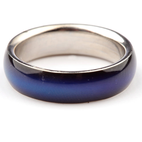 Cute Kids Simple Design Mood Ring [Pack of 36] Novelty Gift
