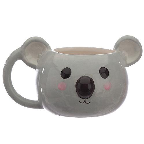 Cute Koala Cutiemals Ceramic Mug Novelty Gift