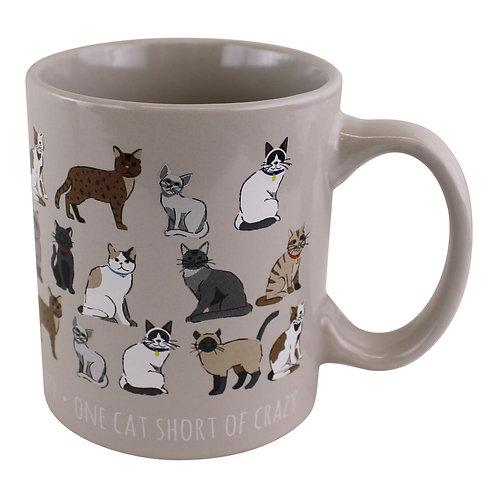 Stoneware Pet Cat Mug 12oz Shipping furniture UK
