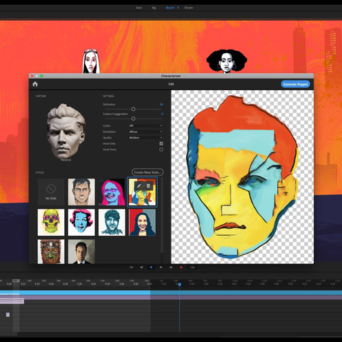 Adobe announces new animation, color, audio cleanup tools coming to Creative Cloud video apps