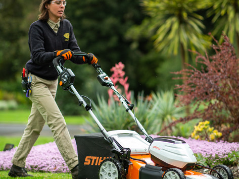 The Ultimate in Spring Gardening from STIHL