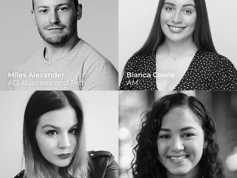 Thrive PR + Communications continues growth with new hires across Sydney and Melbourne