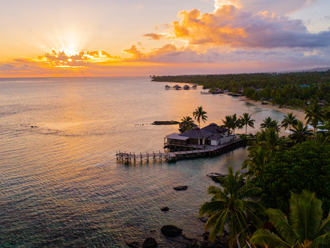Samoa stuns with timeless beauty as travel bubble hope builds