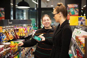 7-Eleven Cashless and Cardless Store