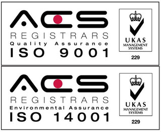 Pareto FM achieves ISO9001, ISO1400 & ISO18001 UKAS accreditations