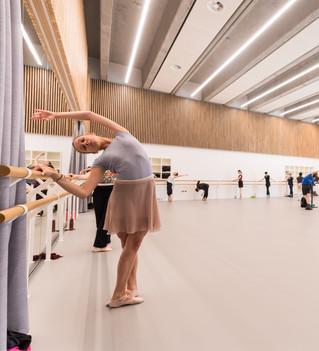 Press Release: Pareto FM dances to success with English National Ballet