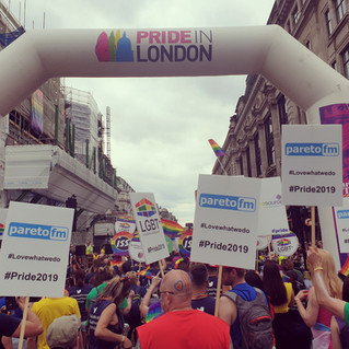 LGBT+ in FM marches with Pride - FMJ Magazine write up