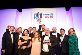 Pareto FM wins big at the PFM Awards 2019