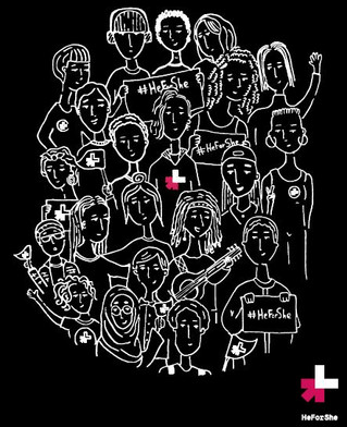 Pareto commits to HeForShe, Armed Forces & Youth Employment Campaigns