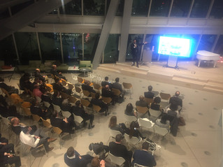 Pareto FM deliver inspiring seminar on the future of the M&E industry