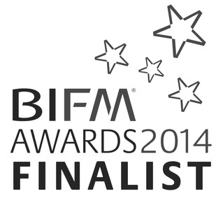 Pareto FM shortlisted for BIFM Award 2014
