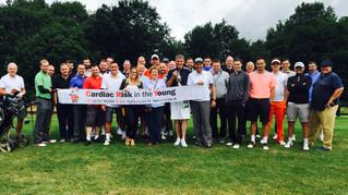 Pareto FM sponsor Paul Jevon Golf Day in aid of CRY UK