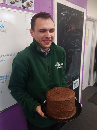 Gallery: Pareto FM in the final of ZSL Great British Bake Off Challenge