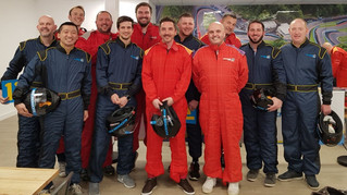 Pareto FM on Pole for second year running at Help for Heroes Charity Event