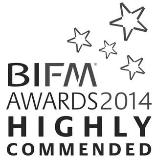 Pareto FM Highly Commended at BIFM Awards 2014