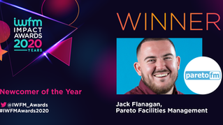 IWFM Write Up on Jack Flanagan's Newcomer of the Year Award Win
