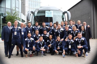 Pareto FM sponsor Chertsey Town to FA Cup Vase victory at Wembley!
