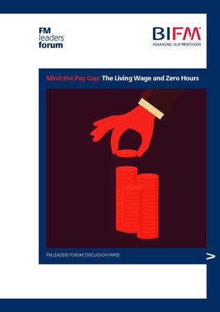 Pareto FM featured in BIFM White Paper 'Mind the Pay Gap'