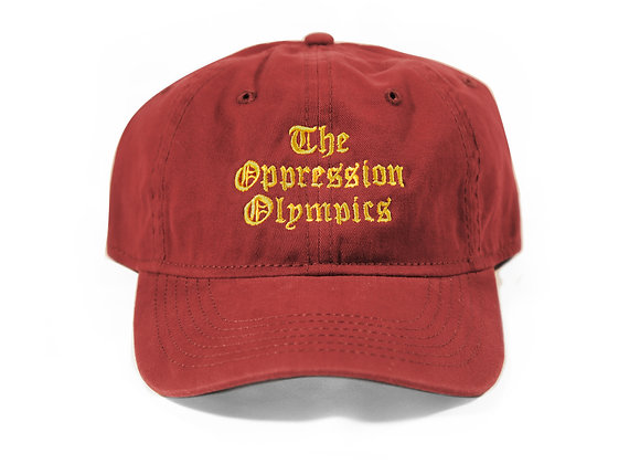 TEK.LUN Oppression Olympics Cap