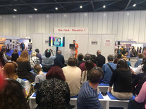 Presenting at Autism Show London