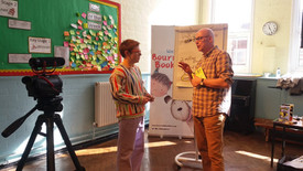 Interviewing Horrible Histories Illustrator Tony De Saulles