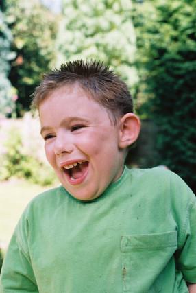 Me aged 7