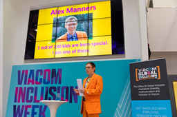 Presenting talk for Viacom