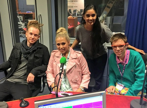 "BBC WM Interview with cast of ""American Idiot"""