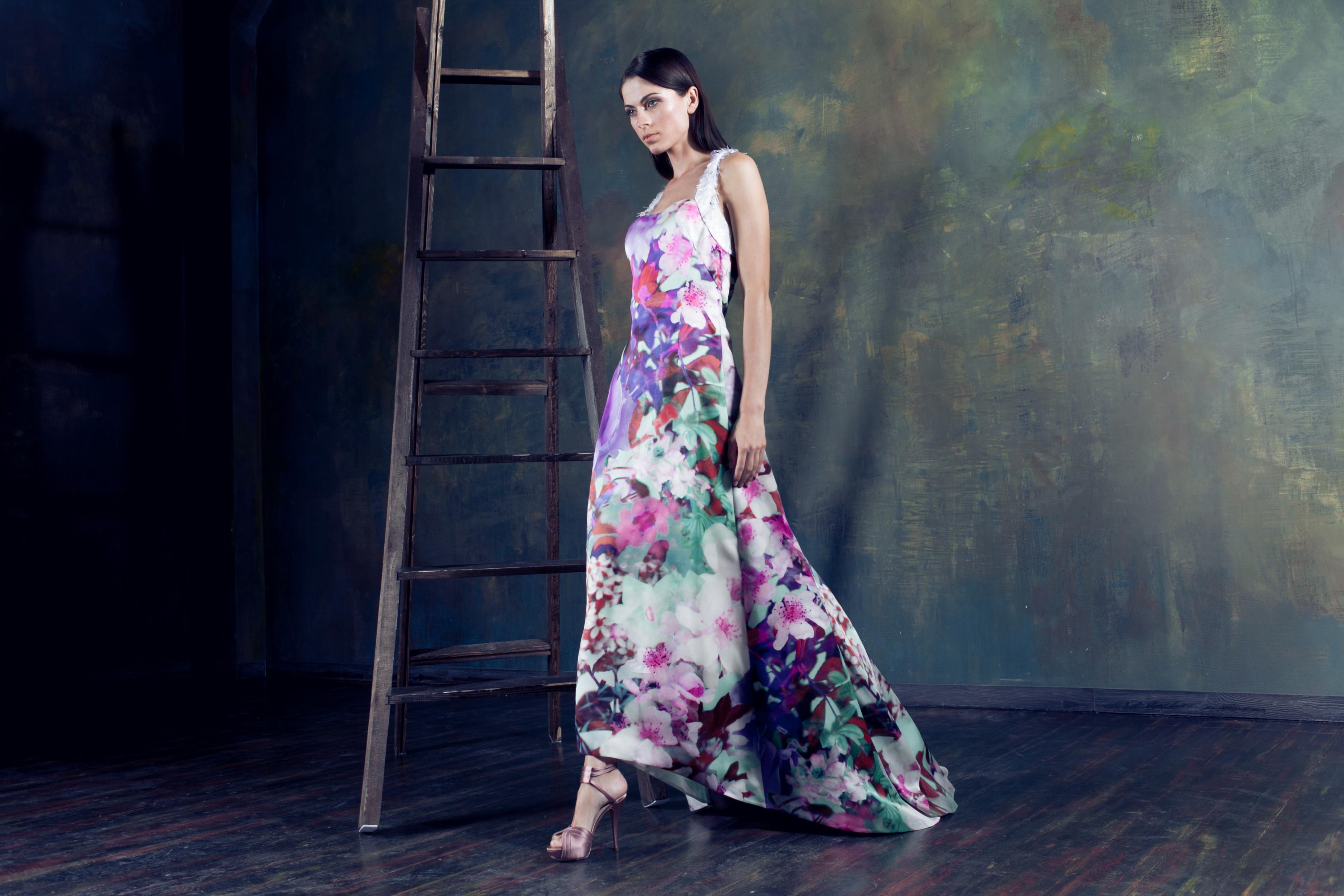 Вечерние платья Escada