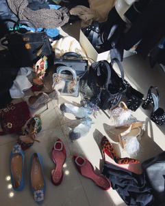 Ревизия гардероба с клиенткой