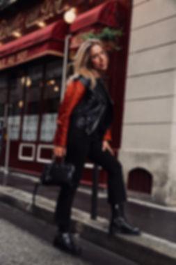 стилист  имидж-консультант шоппер в Париже Юля Усенко