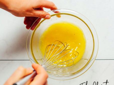 Cómo preparar una buena vinagreta