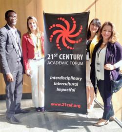 Third 21st Century Academic Forum at Harvard