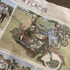 Bit of local coverage 👏🏼👏🏼🏍🏍🇦🇺🇦