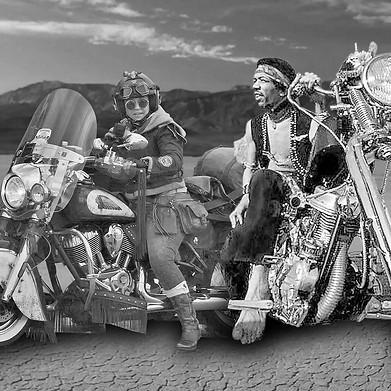 Jimmy Hendrix.