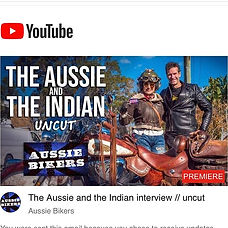 Out now 🇦🇺👏🏼🏍🏍 🇦🇺 @aussiebikersn