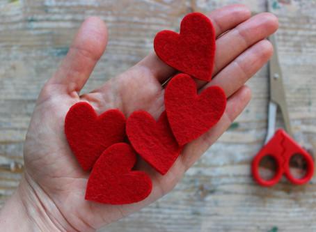 #1 - Aquecer o coração de quem é valioso para você.