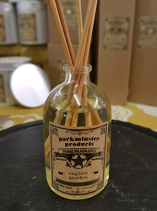 Parkminster Reed Diffuser - English Garden
