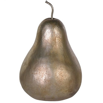 Gold Large Pear