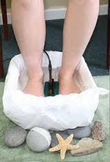 Aqua Detox Ion Foot Bath