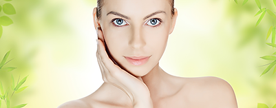Woman with Smooth Skin, Advanced Skin Care in Piermont, NY