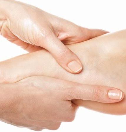Hands, Feet & Scalp