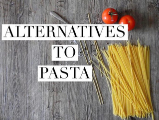 Alternatives to Pasta!