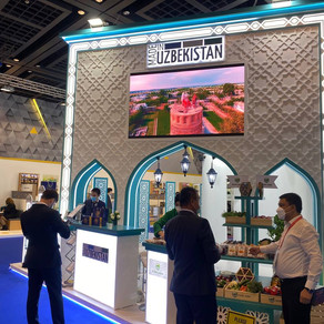 We are on Gulfood!