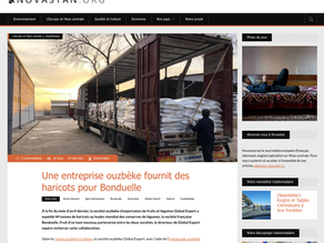 French media about our company / Французские СМИ о нашей компании