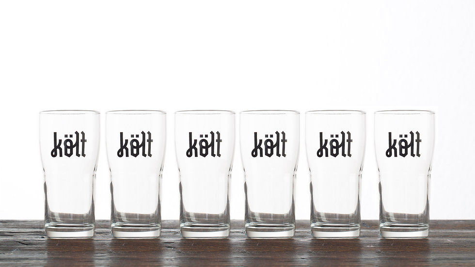 költ-Glas 6er Set
