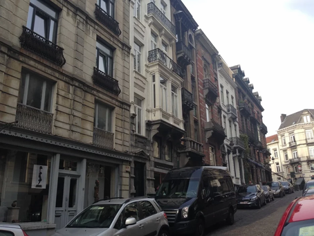 Brussels Has My Heart