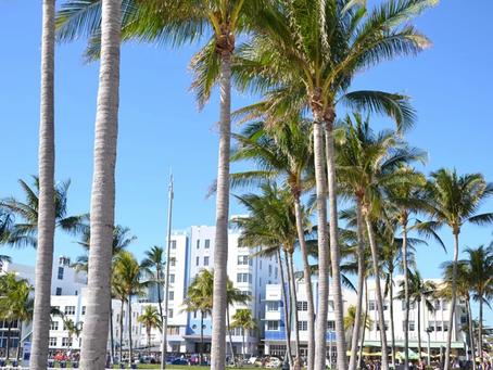 Miami, farewell ...